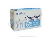 INNOFINE Comfort Insulin Pen Needles 6MM x 31G x 0.25 (CONVI-PACK 20's x 5)
