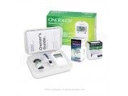 ONE TOUCH SELECT SIMPLE KIT + SELECT STRIPS 25's + ULTRASOFT LANCETS 25's