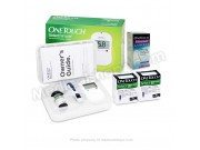 ONETOUCH SELECTSIMPLE KIT + SELECTSTRIPS 50's + ULTRASOFT LANCETS 25's