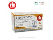PIC Solution (Insupen) Insulin Pen Needles 4MM x 33G
